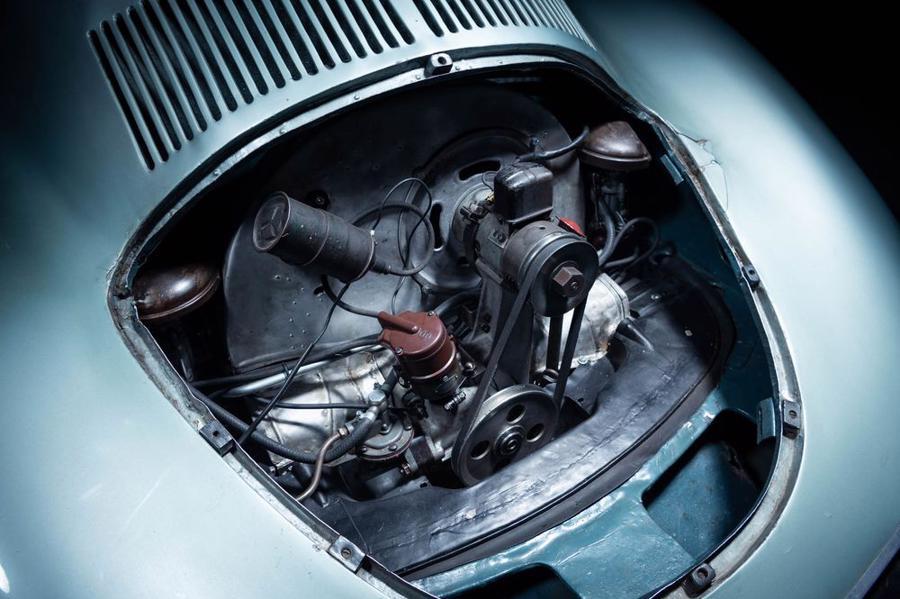 Xe cổ Porsche Type 64 được bán đấu giá, dự kiến thu về tới 20 triệu USD - Ảnh 8.