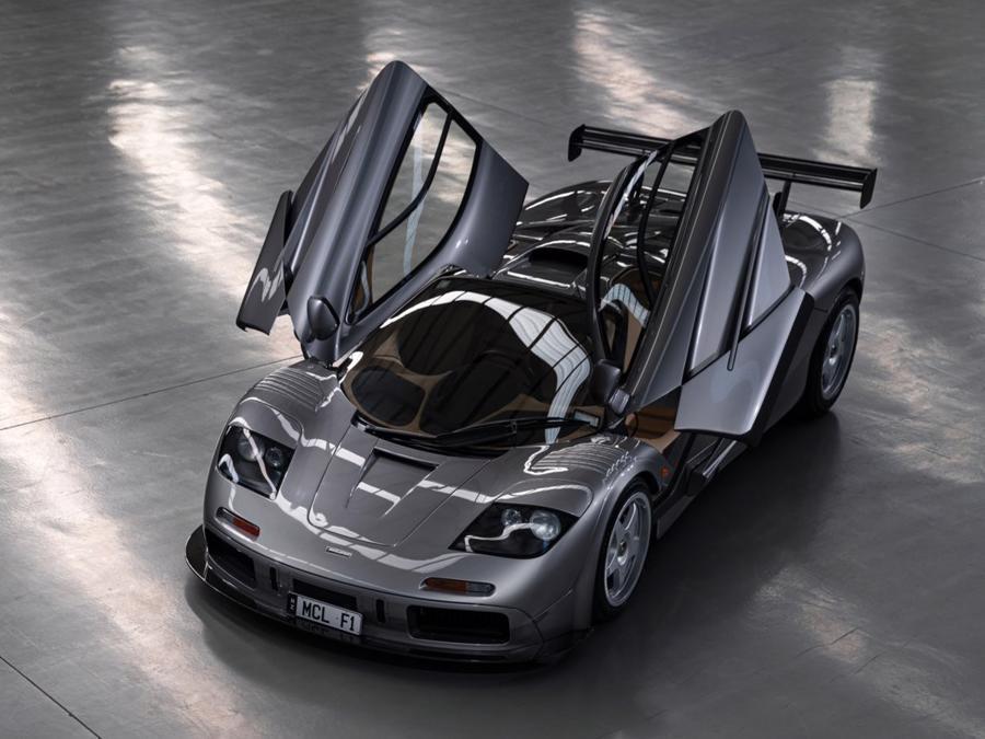 Xe hiếm McLaren F1 được bán với giá kỷ lục 19,8 triệu USD - Ảnh 3.