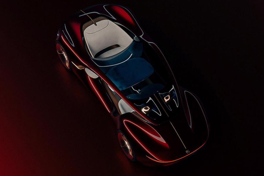 Siêu xe tự lái tương lai của Mercedes-Benz - Ảnh 4.