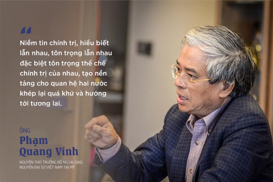 Việt Nam- Hoa Kỳ: Quan hệ kinh tế cần được thúc đẩy hơn nữa - Ảnh 4.