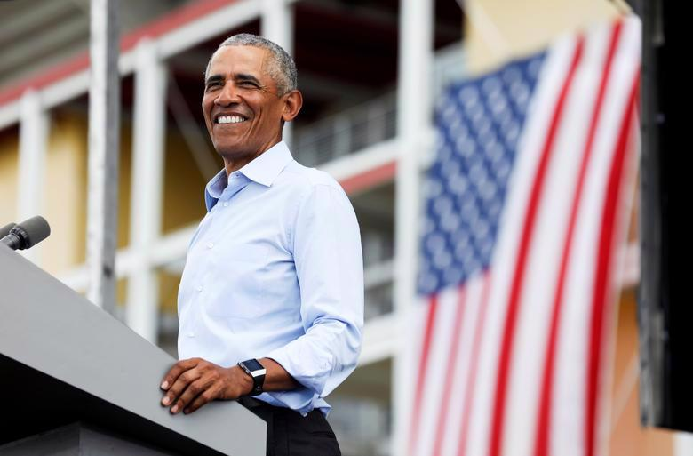 2 ứng viên tổng thống Mỹ bước vào tuần chạy đua nước rút - Ảnh 3.