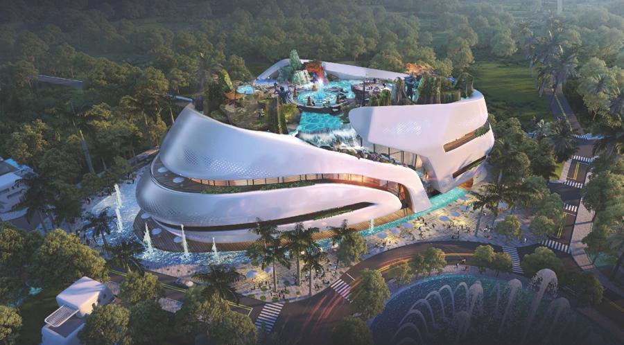 SCG được vinh danh là Nhà thầu xây dựng đột phá nhất Đông Nam Á 2020 - Ảnh 2.