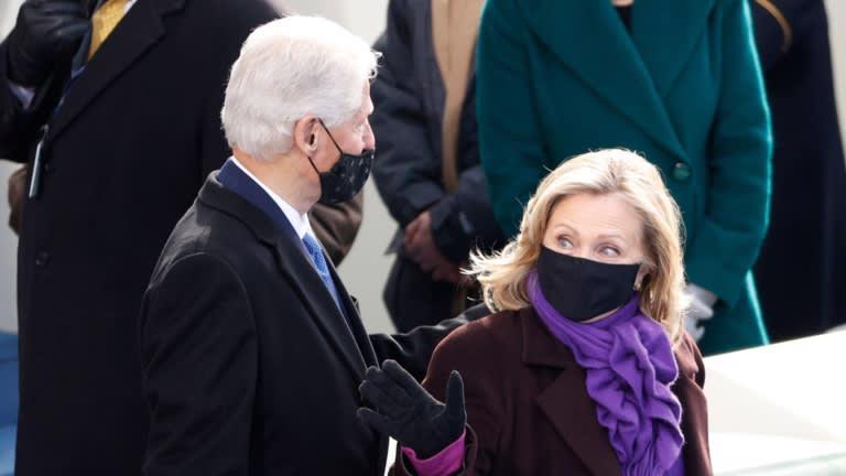Toàn cảnh lễ nhậm chức đặc biệt của tân Tổng thống Mỹ Joe Biden - Ảnh 3