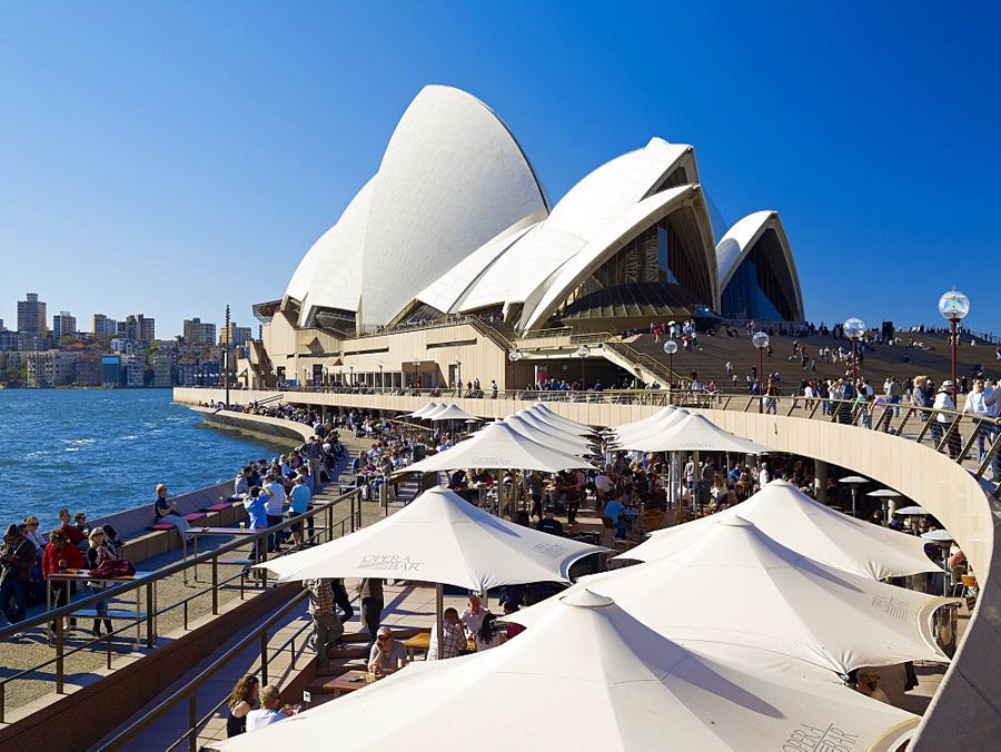 3 Sydney, Australia