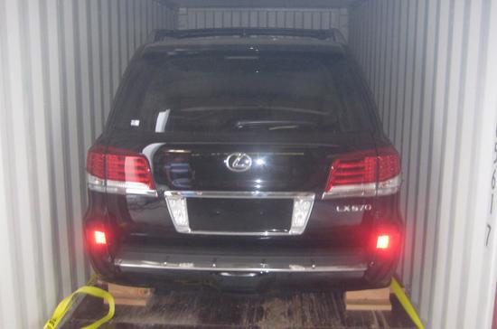 Khám phá Lexus LX570 2013 đầu tiên tại Việt Nam - Ảnh 2