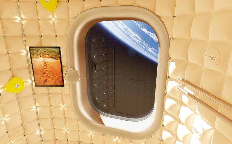 55 triệu USD một chuyến du lịch ngoài vũ trụ - Ảnh 4.