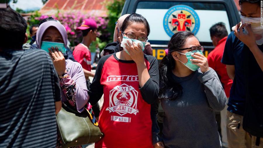Động đất, sóng thần tại Indonesia: Hàng nghìn người có thể đã thiệt mạng - Ảnh 6.