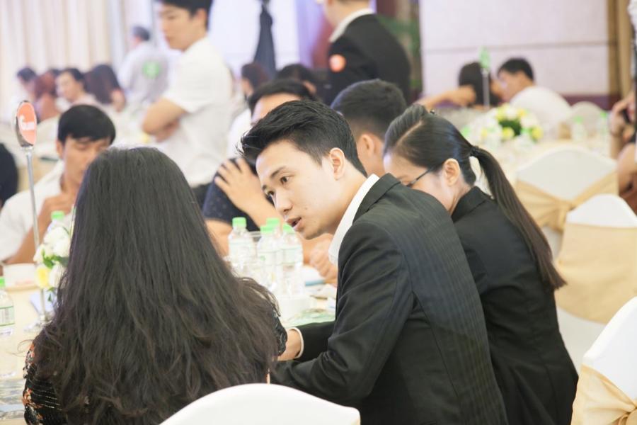 Goldsand Hill Villa hút khách đầu tư Sài Gòn ngày giới thiệu dự án - Ảnh 4.