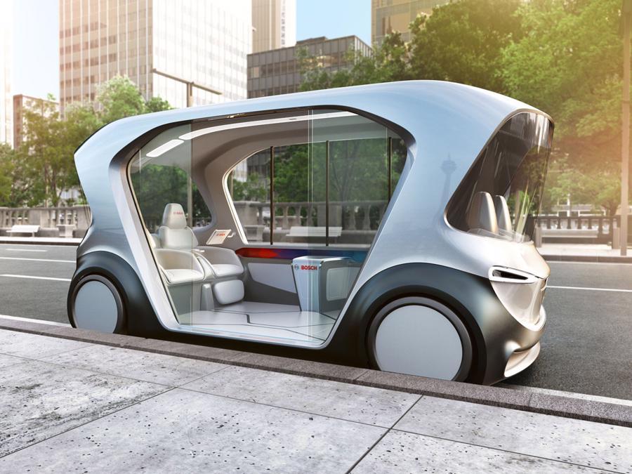 11 mẫu xe tương lai được chờ đón tại CES 2019 - Ảnh 4.