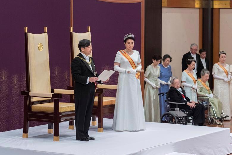 Chùm ảnh: Nước Nhật trong ngày đầu tiên thời Lệnh Hòa - Ảnh 4.
