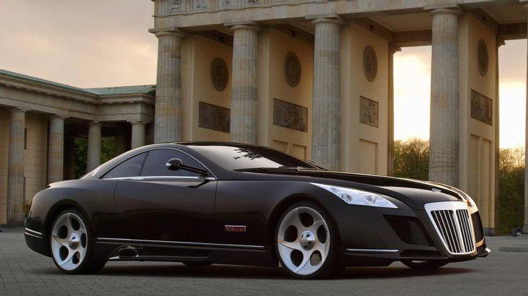 10 mẫu ô tô chỉ dành cho giới siêu giàu - Ảnh 4.