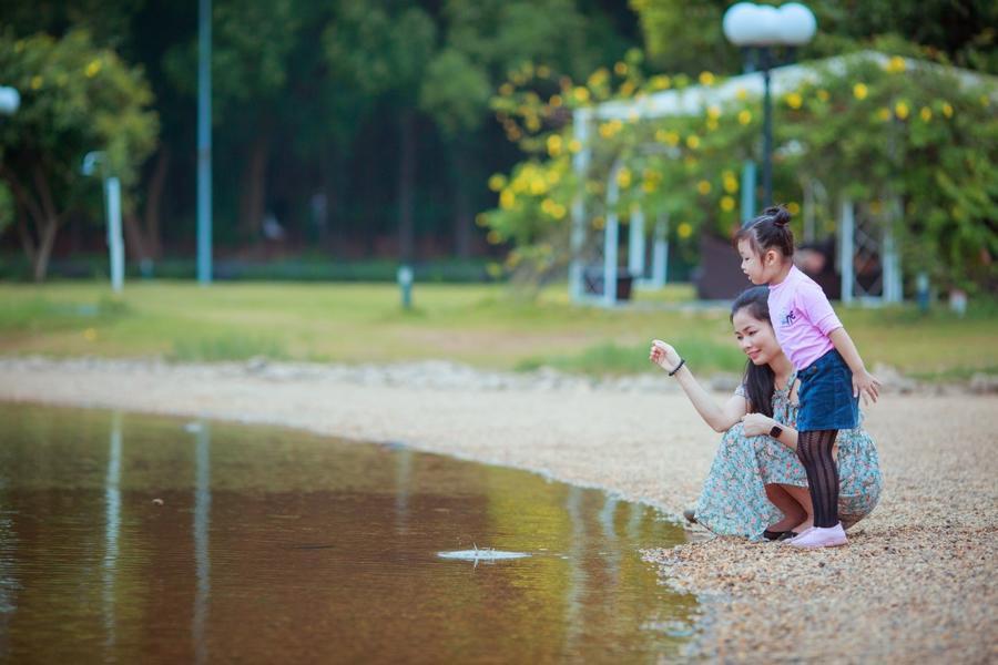 Cuộc thi ảnh: Khoảnh khắc mùa thu Flamingo - Ảnh 3.