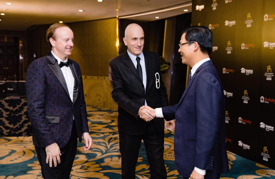 SCG được vinh danh là Nhà thầu xây dựng đột phá nhất Đông Nam Á 2020 - Ảnh 3.