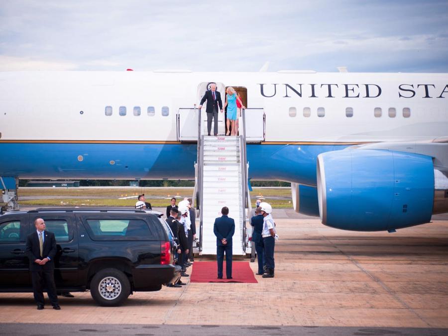 13 đặc quyền của phó tổng thống Mỹ - Ảnh 4.