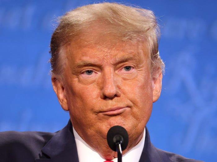 Điểm danh loạt cơ quan, doanh nghiệp chấm dứt quan hệ với ông Trump - Ảnh 4.