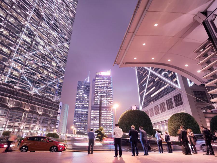 Cuộc sống thượng lưu của giới siêu giàu tại Hồng Kông - Ảnh 30.