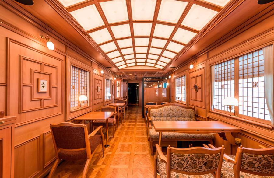 Bên trong tàu 7 sao xa xỉ bậc nhất Nhật Bản - Ảnh 4.