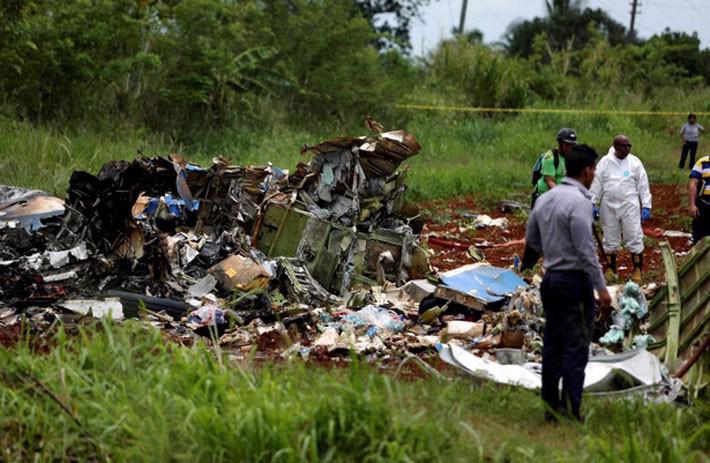 Rơi máy bay chở khách ở Cuba, hơn 100 người thiệt mạng - Ảnh 5.