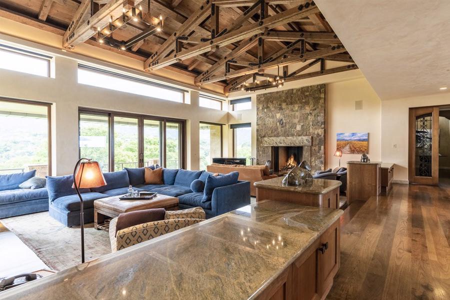 Dinh thự gần 100 triệu USD đắt nhất tại thung lũng Silicon - Ảnh 4.