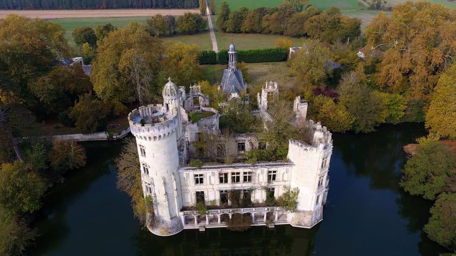 Sở hữu một phần lâu đài cổ tại Pháp với 58 USD - Ảnh 5.