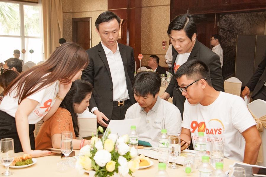 Goldsand Hill Villa hút khách đầu tư Sài Gòn ngày giới thiệu dự án - Ảnh 5.