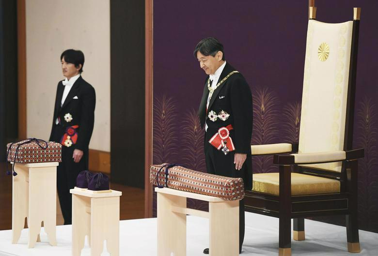 Chùm ảnh: Nước Nhật trong ngày đầu tiên thời Lệnh Hòa - Ảnh 5.
