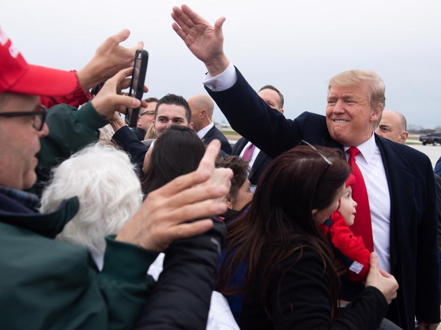 9 lý do ông Trump có thể tái đắc cử tổng thống Mỹ năm 2020 - Ảnh 5.