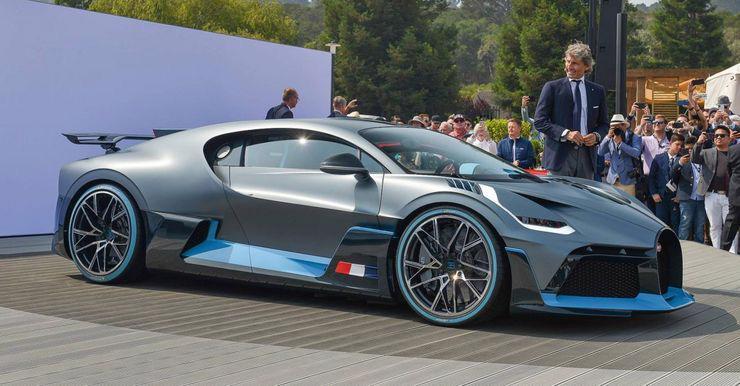 10 mẫu ô tô chỉ dành cho giới siêu giàu - Ảnh 5.