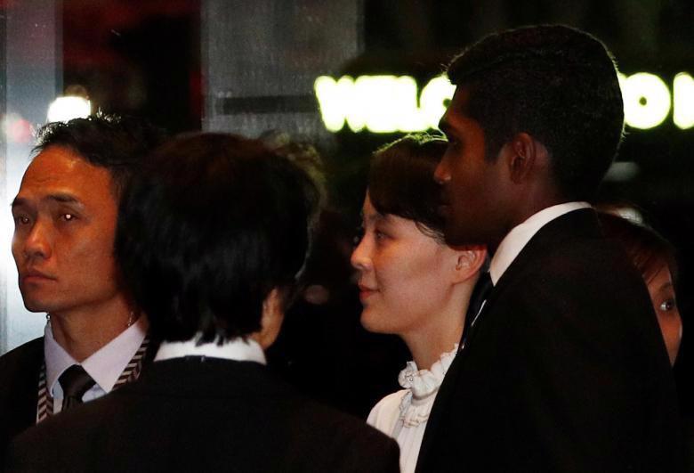Chùm ảnh ông Kim Jong Un đi dạo đêm ở Singapore - Ảnh 5.