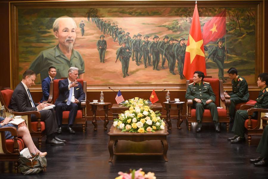 Cố vấn An ninh Quốc gia Mỹ Robert O'Brien: Quan hệ Việt - Mỹ chưa bao giờ mạnh như hiện nay - Ảnh 7.