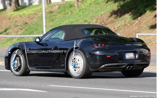 Porsche Boxster 2012, những hình ảnh đầu tiên - Ảnh 8