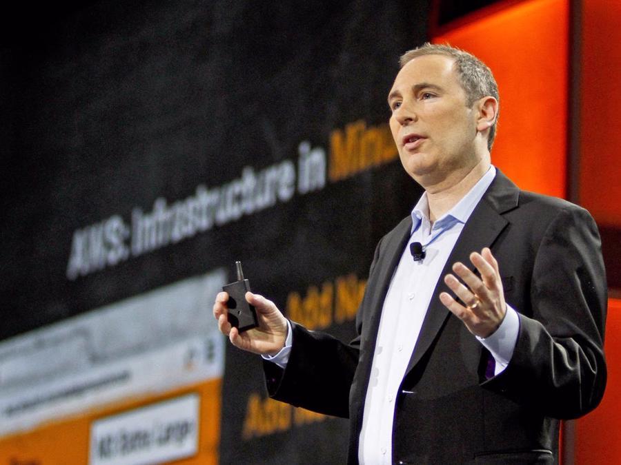 Andy Jassy, người sẽ kế vị Jeff Bezos tại Amazon là ai? - Ảnh 2.