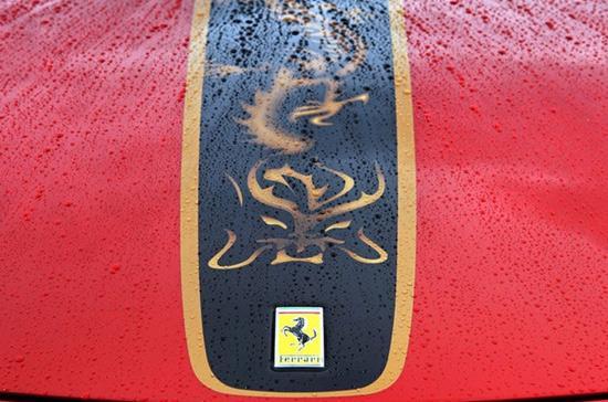"""Sức hút siêu xe Ferrari 458 Italia phiên bản """"Rồng"""" - Ảnh 4"""