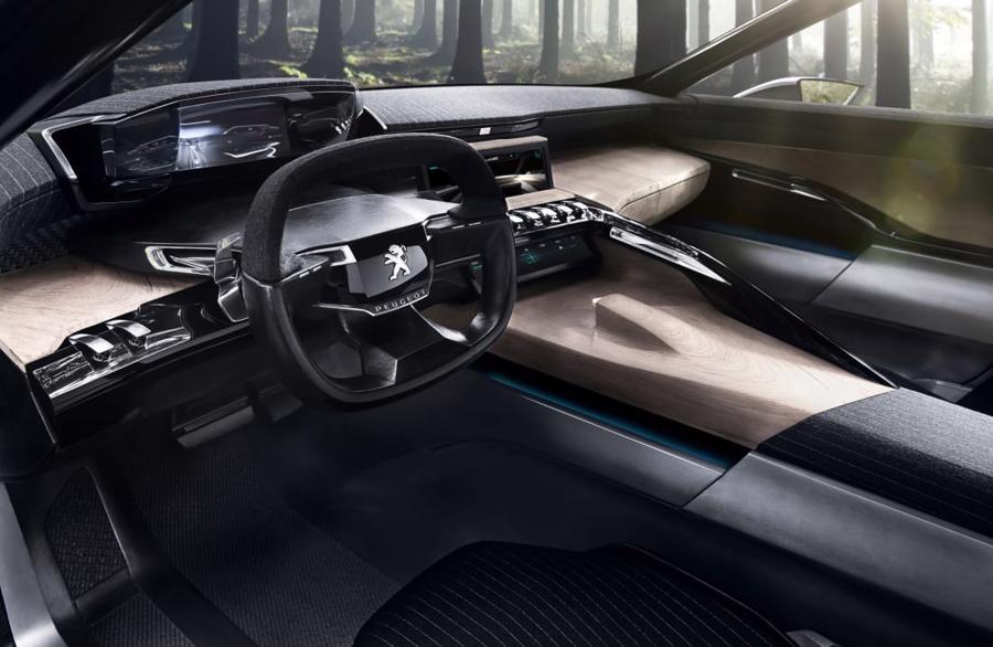 7 mẫu concept nổi tiếng của các hãng xe lớn - Ảnh 9.