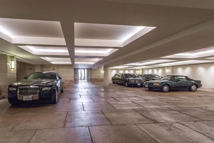 Bên trong dinh thự đắt giá tại thủ đô Washington - Ảnh 10.