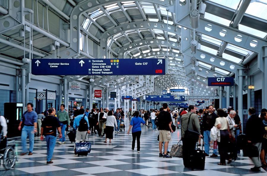 20 sân bay bận rộn nhất thế giới - Ảnh 6.