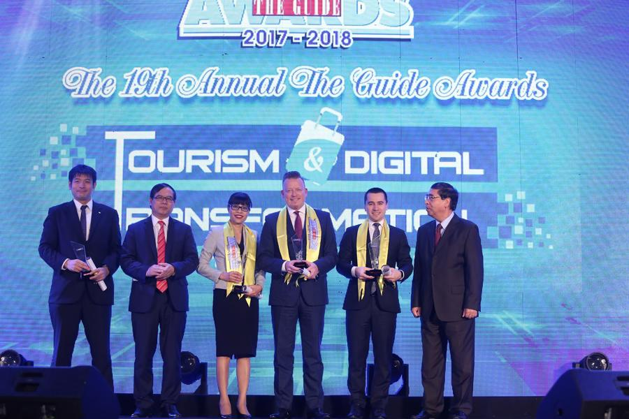 110 thương hiệu ngành du lịch được vinh danh tại The Guide Awards 2017-2018 - Ảnh 3.