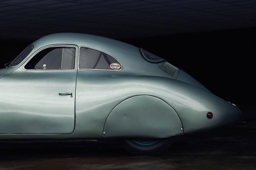 Xe cổ Porsche Type 64 được bán đấu giá, dự kiến thu về tới 20 triệu USD - Ảnh 5.