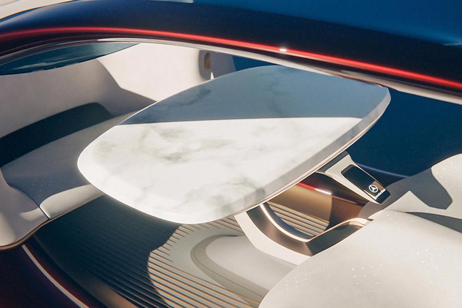 Siêu xe tự lái tương lai của Mercedes-Benz - Ảnh 7.