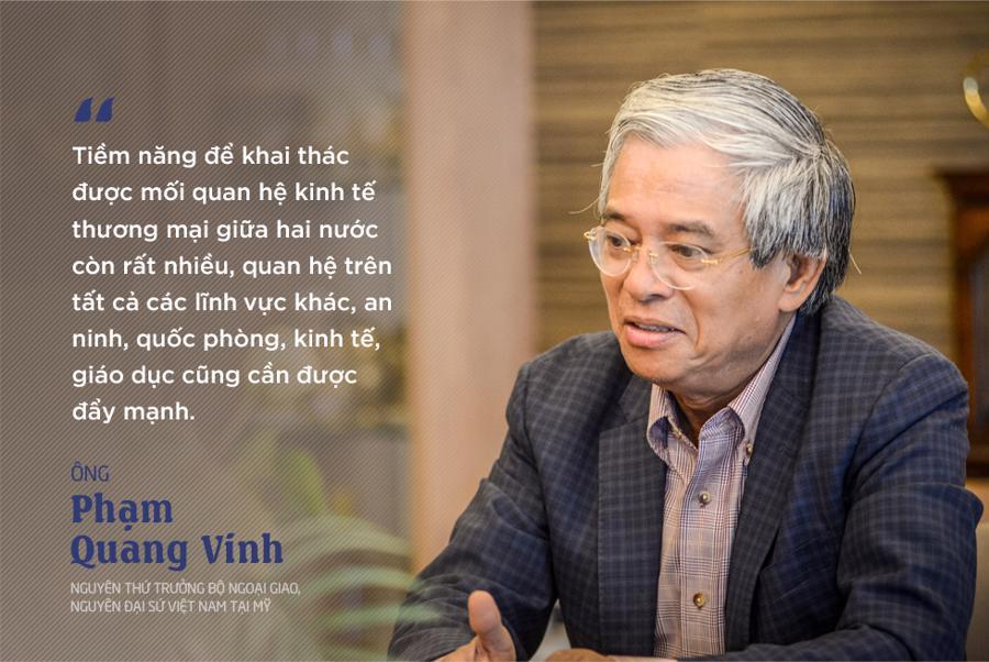 Việt Nam- Hoa Kỳ: Quan hệ kinh tế cần được thúc đẩy hơn nữa - Ảnh 8.