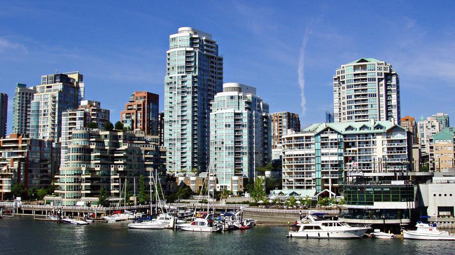 6 Vancouver, Canada