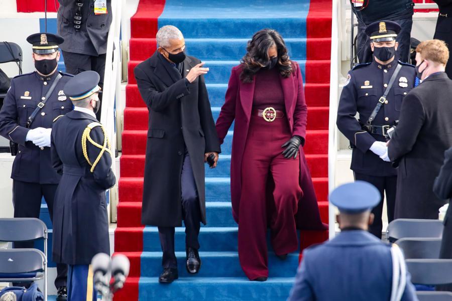 Toàn cảnh lễ nhậm chức đặc biệt của tân Tổng thống Mỹ Joe Biden - Ảnh 5