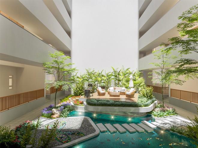 Xuất hiện căn hộ chăm sóc sức khỏe đầu tiên tại Biên Hòa - Ảnh 8.