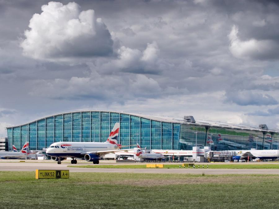 20 sân bay bận rộn nhất thế giới - Ảnh 7.