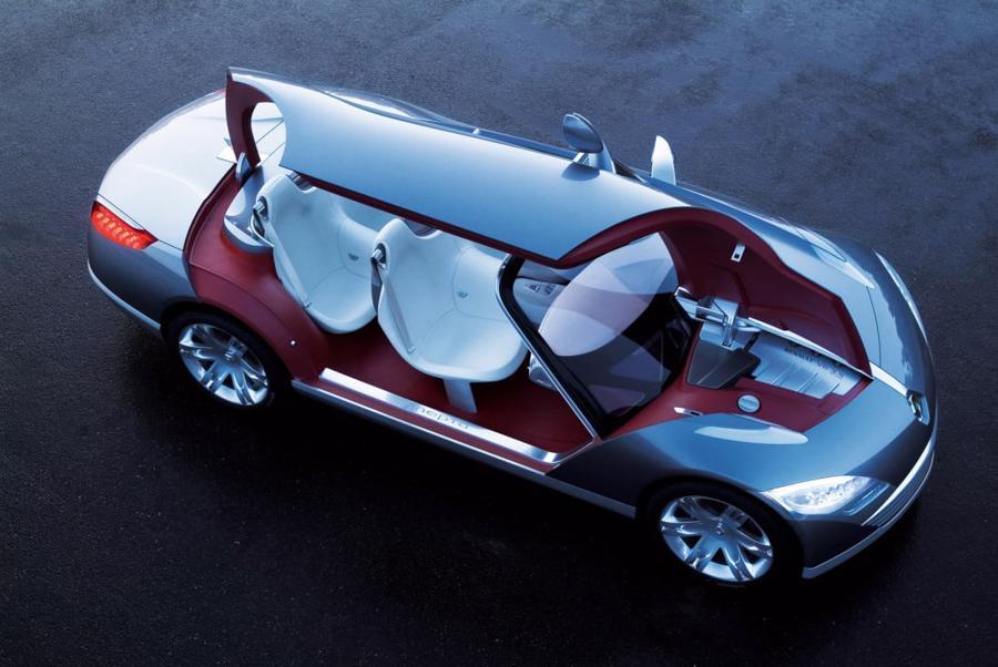 7 mẫu concept nổi tiếng của các hãng xe lớn - Ảnh 10.