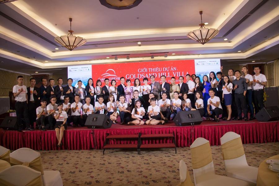 Goldsand Hill Villa hút khách đầu tư Sài Gòn ngày giới thiệu dự án - Ảnh 7.