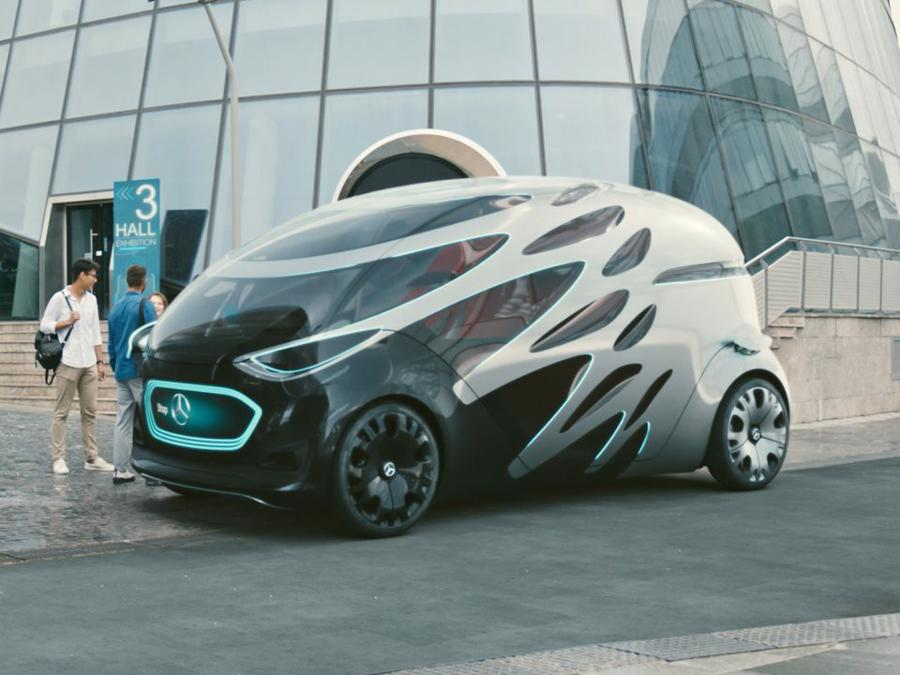 11 mẫu xe tương lai được chờ đón tại CES 2019 - Ảnh 7.