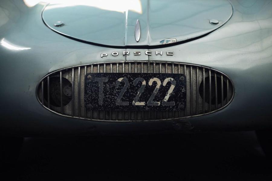 Xe cổ Porsche Type 64 được bán đấu giá, dự kiến thu về tới 20 triệu USD - Ảnh 4.