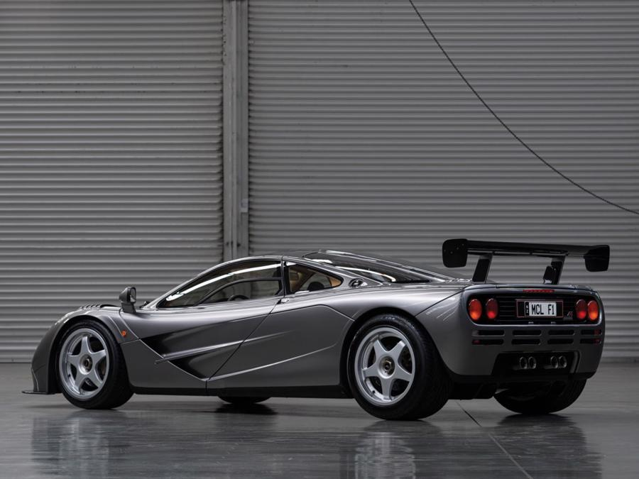Xe hiếm McLaren F1 được bán với giá kỷ lục 19,8 triệu USD - Ảnh 6.