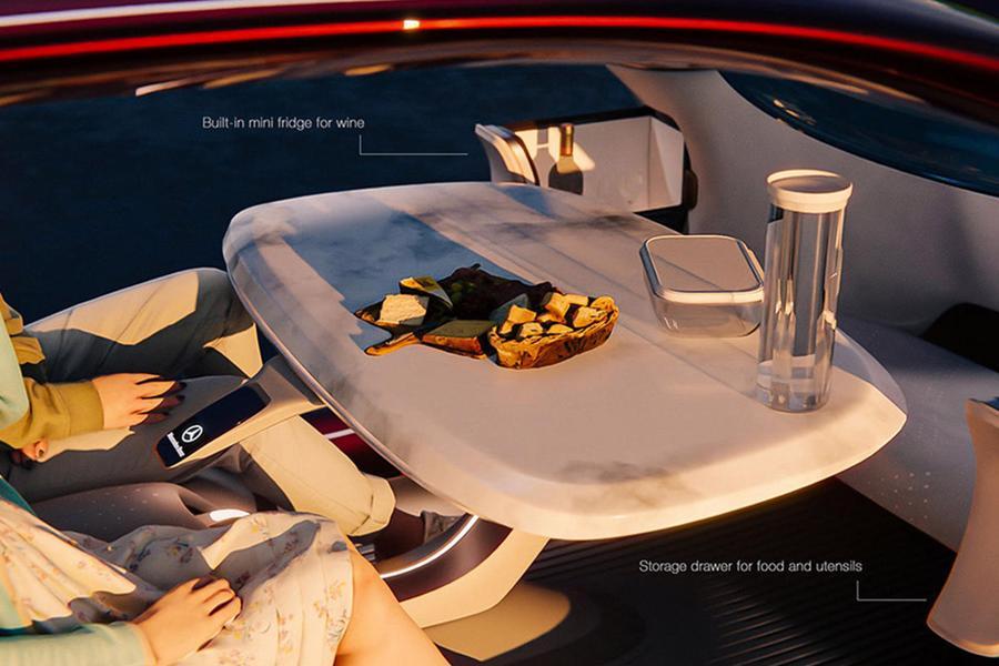 Siêu xe tự lái tương lai của Mercedes-Benz - Ảnh 8.